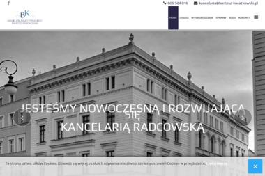 Kancelaria Radcy Prawnego Radca prawny Bartosz Kwiatkowski - Windykacja Dzierżoniów