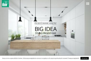 Big Idea Studio - Architekt wnętrz Bochnia