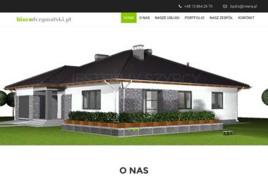 Biuro Projektowe Drzymalski - Projekty domów Staszów