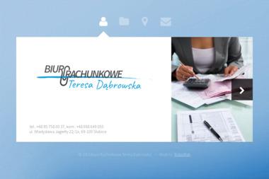 Biuro Rachunkowe Teresa Dąbrowska - Usługi finansowe Słubice