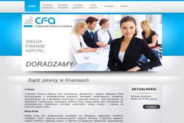 Biuro Rachunkowe Corporate Finance Advisory - Biznes plan Gliwice