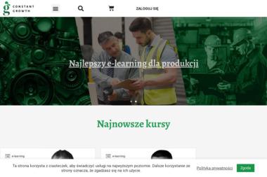 Constant Growth Sp. z o.o. - Kursy Doszkalające Lublin
