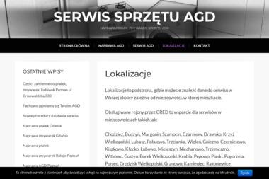 Serwis sprzętu AGD - Naprawa piekarników i kuchenek Poznań