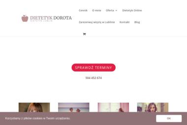 Dietetyk Dorota - Dietetyk Lublin