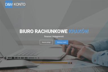D&M KONTO Sp. z o.o. - Biznes plan Wieliczka