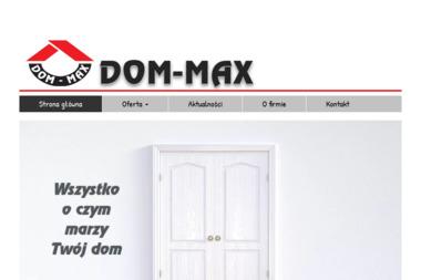 DOMMAX - Parapety Zewnętrzne Tarnów