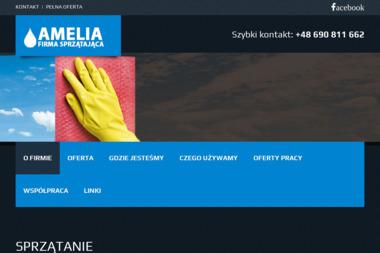 Firma Sprzątająca Amelia - Sprzątanie Międzychód