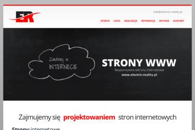 Electric Reality - Reklama Online Stupsk