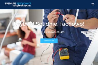 Zygmunt Szudrowicz - Elektryk - Oświetlenie Łazienki Damasławek