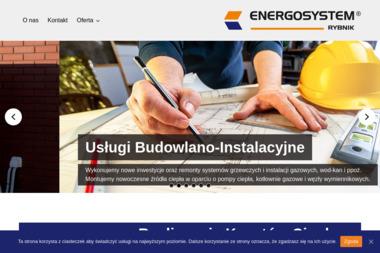 Energosystem Rybnik - Instalacje grzewcze Rybnik