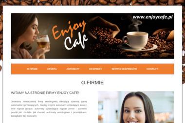 ENJOY CAFE - Ekspresy do Kawy Gdańsk
