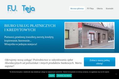 Firma Usługowa TEJA - Doradcy Kredytowi Brzesko