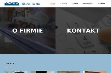 Gabra - Świat luster i szkła - Balustrady Białystok