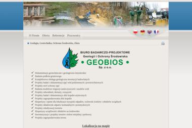 GEOBIOS Sp. z o.o. - Zagęszczenie Gruntu Częstochowa