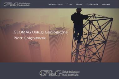 GEOMAG Usługi Geologiczne - Przekroje Geologiczne Warszawa