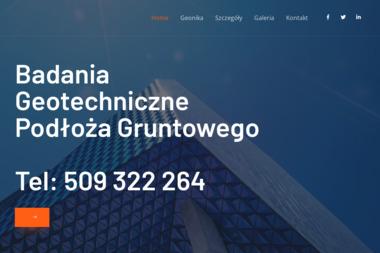 Badania Geologiczne - Geotechnika Warszawa