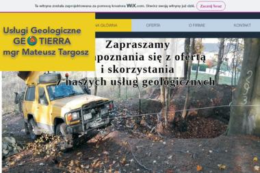 Usługi Geologiczne GEOTIERRA - Geolog Gdynia