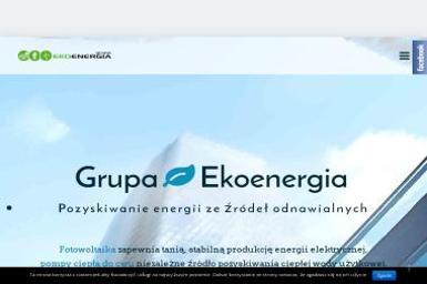 GRUPA EKOENERGIA - Pompy ciepła Leszno