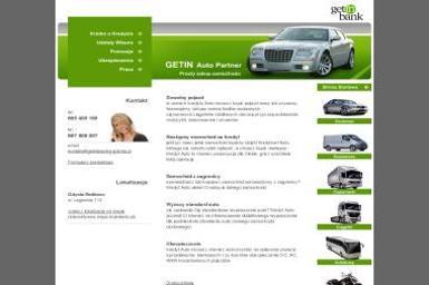 GETIN Auto Partner - Kredytowanie Samochodów Gdynia