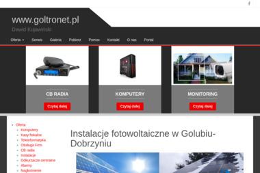 Z.H.U.P. GOLTRONET - Instalacje Alarmowe Golub-Dobrzyń