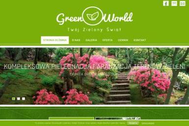 Green World - Projektowanie ogrodów Ostróda