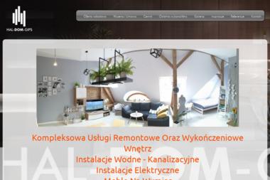 HDG remonty - Montaż Boazerii Poznań
