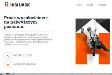 HighJack - Usługi Wysokościowe Wrocław