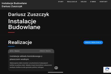 Instalacje Budowlane Dariusz Zuszczyk - Instalacje grzewcze Sławno