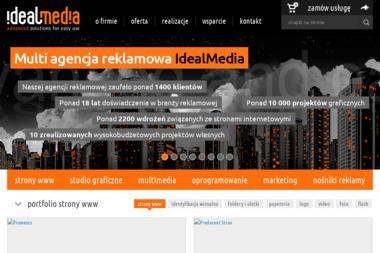 IdealMedia Sp. z o.o. - Projektowanie Stron WWW Elbląg