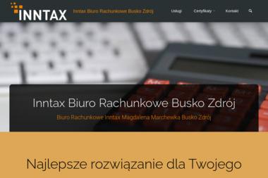 Biuro Rachunkowe Inntax - Usługi finansowe Busko-Zdrój