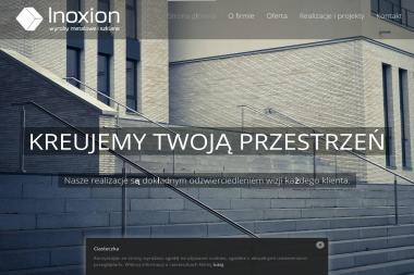 Inoxion Mateusz Poliński - Szklarz Łódź