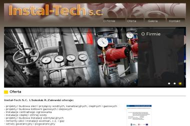 Instal-Tech S.C. I.Sokoluk R.Zalewski - Instalacje grzewcze Łuków