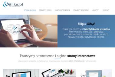 ITlike Piotr Ziarnik - strony internetowe - Agencja Interaktywna Olkusz