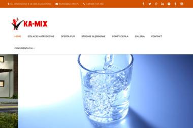 KA-MIX - Izolacja Pianką Augustów