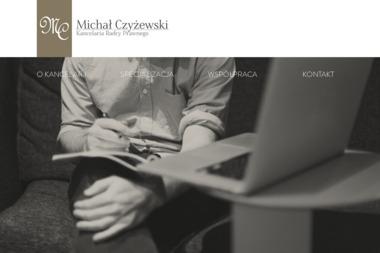 Kancelaria Radcy Prawnego Michała Czyżewskiego - Windykacja Tczew
