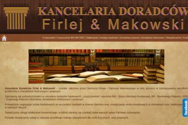 KANCELARIA DORADCÓW  Firlej & Makowski - Firma audytorska Wałbrzych