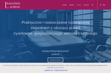Kancelaria Adwokacka Adwokat Magdalena Kordas - Windykacja Kraków