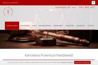 Kancelaria Niedźwiedź - Windykacja Lublin