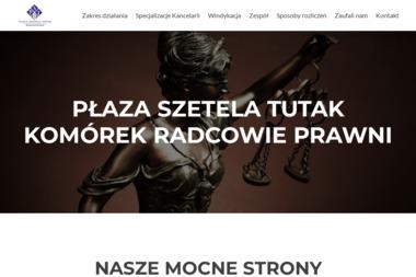 Kancelaria Prawna Płaza Szetela Tutak Radcowie Prawni - Windykacja Rzeszów