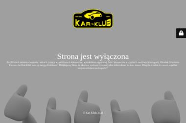KAR-KLUB - Szkoła Jazdy Oława