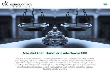 Kancelaria KDK Adwokat Łódź - Obsługa prawna firm Łódź