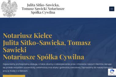 Kancelaria Notarialna Julita Sitko-Sawicka - Notariusz Kielce