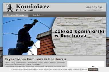 Piotr Wranik - Przegląd Kominiarski Racibórz