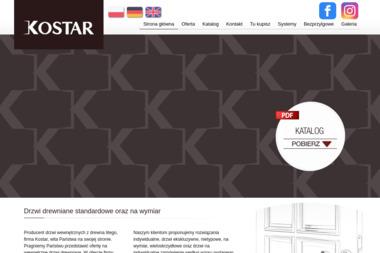 Kostar - Producent Drzwi Wiśniewo