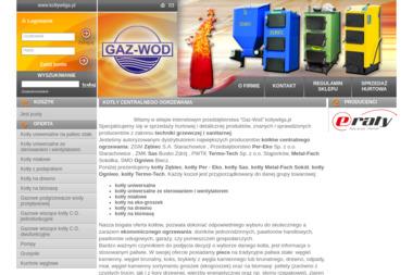 GAZ-WOD WILGA S.C. - Kotły na Pellet Skarżysko-Kamienna