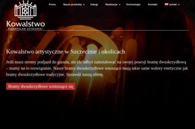 Kowalstwo Przemysław Szymański - Ogrodzenia kute Szczecin