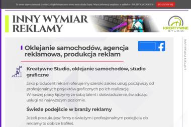 Kreatywne Studio - Identyfikacja wizualna Bieruń