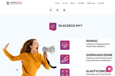 Agencja Reklamowa KreoGRAF - Systemy Informatyczne Ostrowiec Świętokrzyski