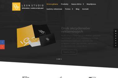Agencja reklamowa Leon Studio - Strony Internetowe Konin