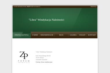 """""""""""Libra"""""""" Windykacja Należności - Firma Windykacyjna Olsztyn"""